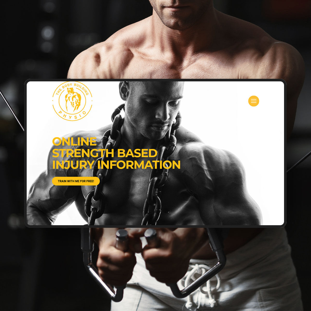 The Body Building Physio mockup 01